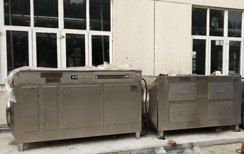 环保型uv光氧活性炭净化器