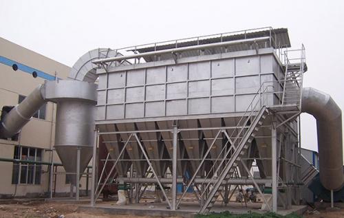 脉冲防爆型工业集尘器