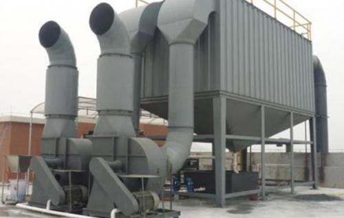 工业脉冲除尘设备