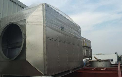 UV光氧活性炭净化设备